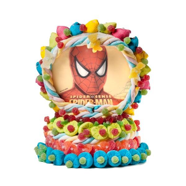 Tarta Serie 1100 Oblea Spiderman Pe