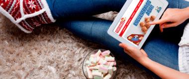 comprar online dulces navidad