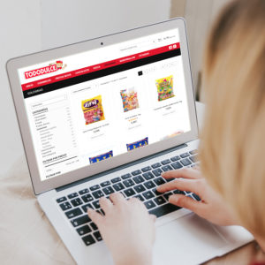 comprar golosinas online