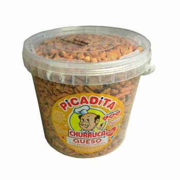 Frutos secos mezcladitos sabor queso Churruca